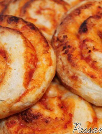 Girelle di Mozzarella