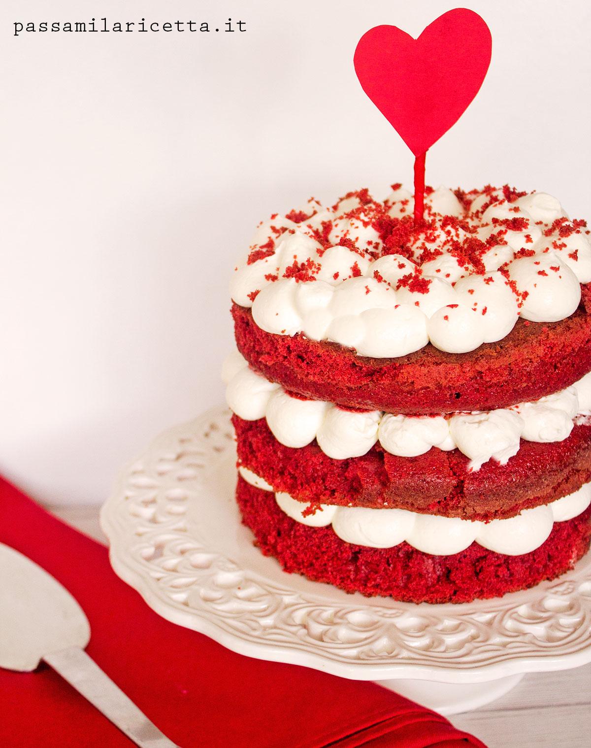 Ricetta Americana Red Velvet.Red Velvet Cake Ricetta Originale Americana Passami La Ricetta