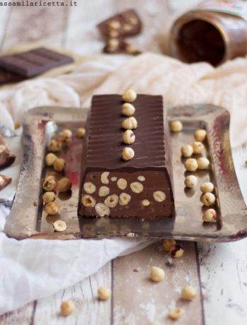 torrone al cioccolato torrone dei morti napoletano